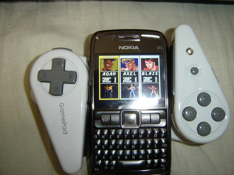 Controle MSI Gamepad e E71